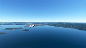 Bushtrip/Wildnisflug (NZWR-NZWO) English/German Image Flight Simulator 2020