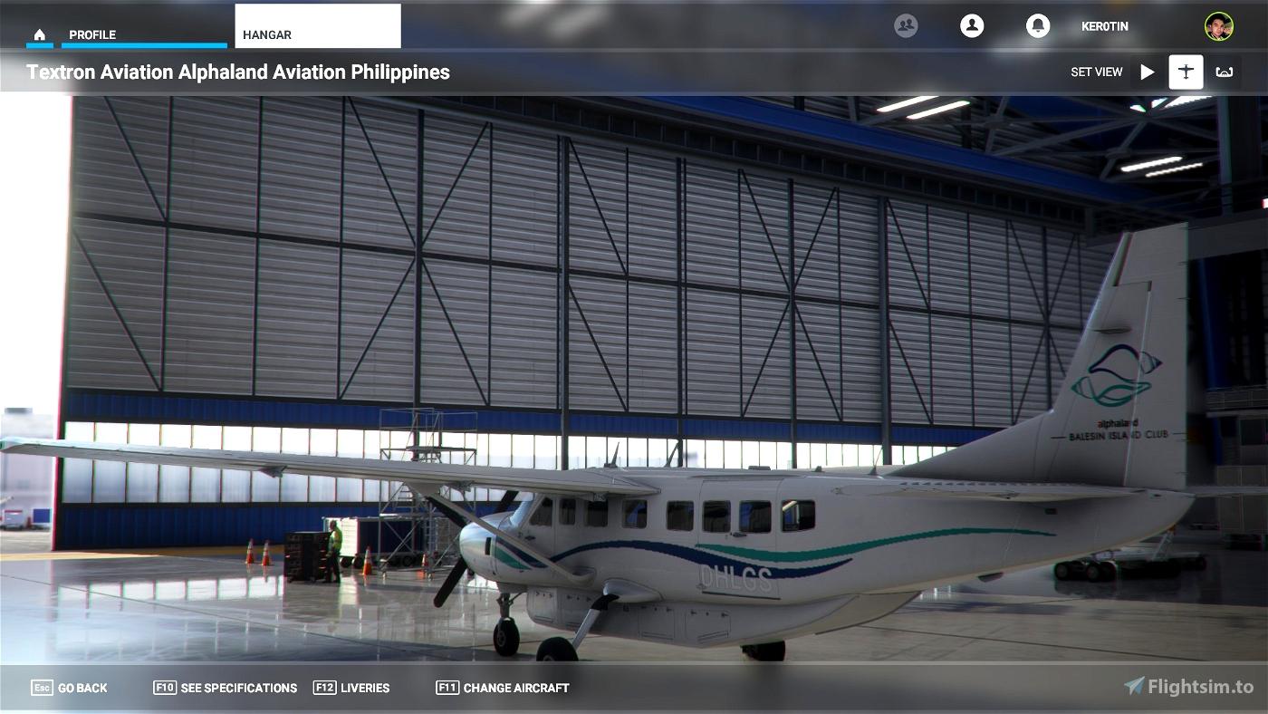 Alphaland Aviation Philippines