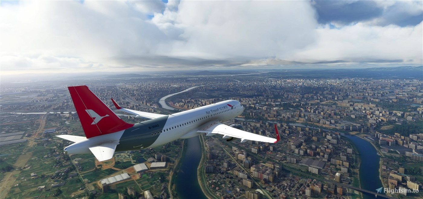 Red Earth Airlines A320neo