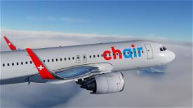 Chair Airlines [4K] Image Flight Simulator 2020