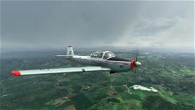 Piaggio P.149 RNZAF Image Flight Simulator 2020