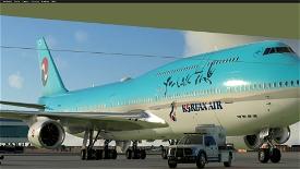 Boeing 747-8 Korean Air