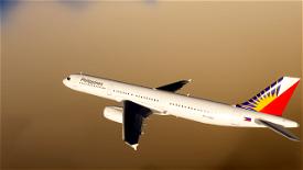 Philippine Airlines [4K] Image Flight Simulator 2020