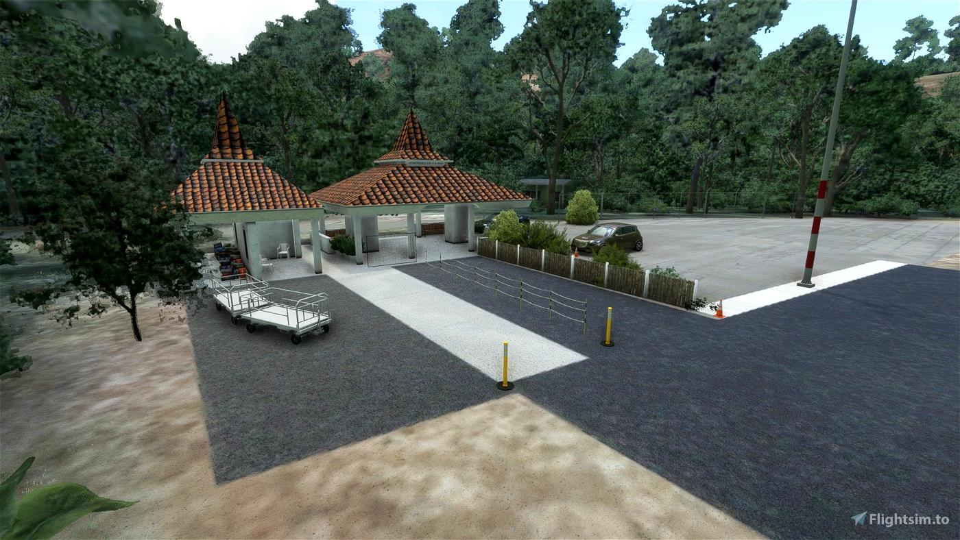 MAX NTMP Ua Pou Aneou Flight Simulator 2020