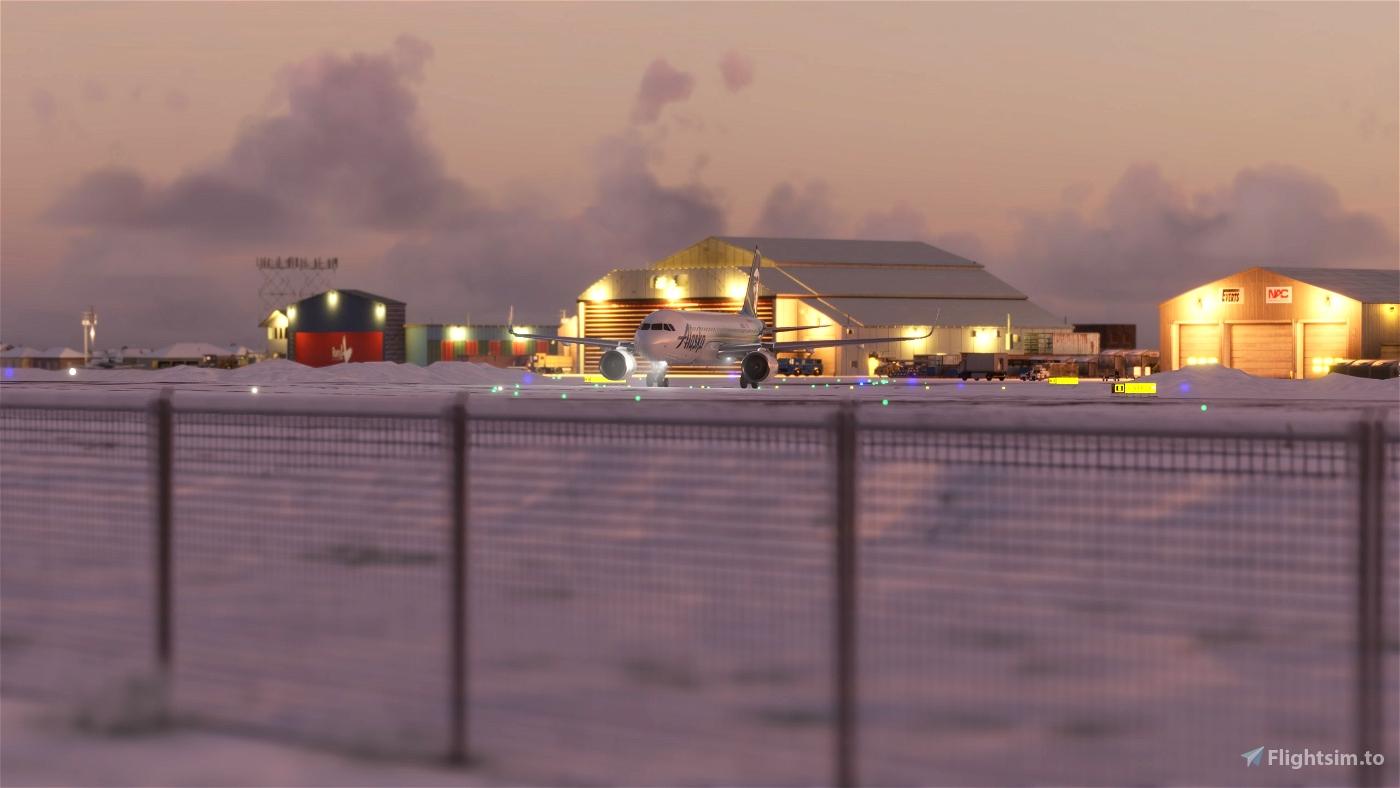 Barrow Utqiagvik Wiley Post-Will Rogers Memorial Airport (USA Alaska) v1.4