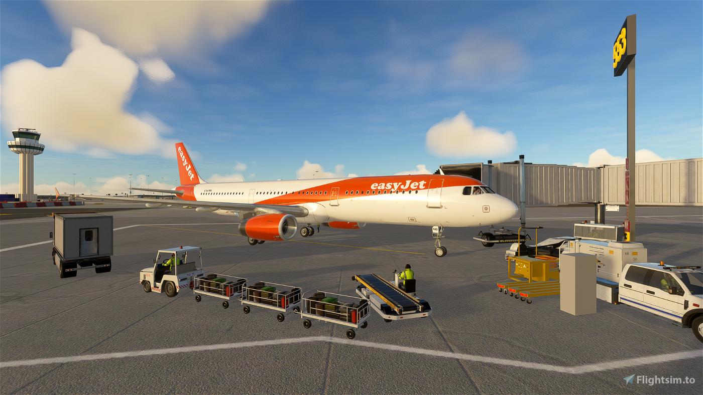 A321 Easyjet [8K/4K]