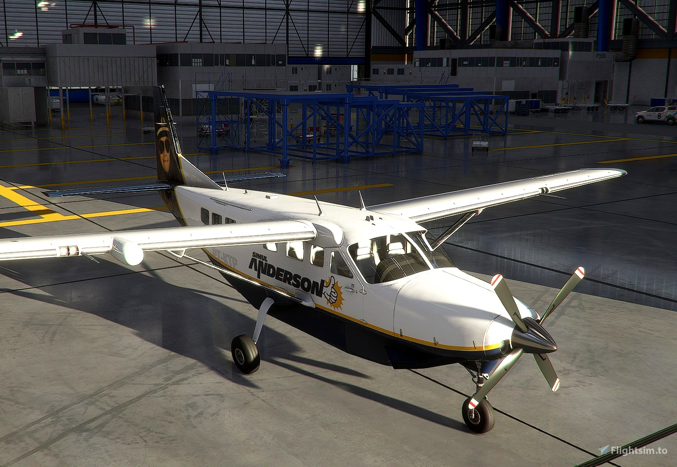 Simulanderson Flight Simulator 2020