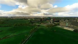 Utrecht-Uithof Image Flight Simulator 2020