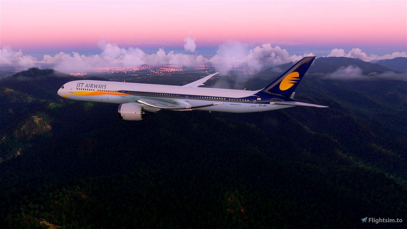 [8K] Jet Airways