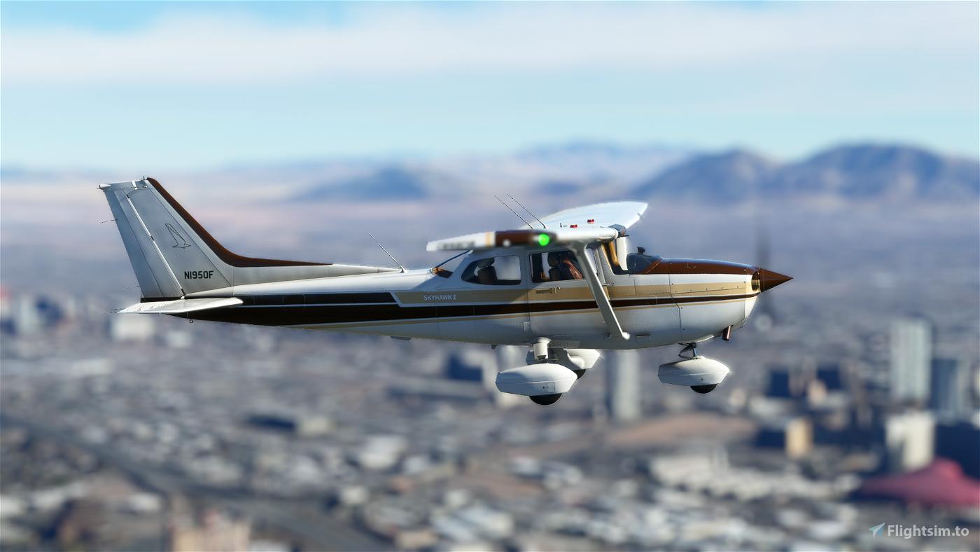 Asobo Cessna 172 N1950F (Classic)