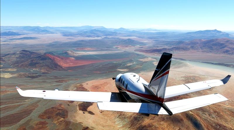 Parigi-Dakar 2021 Bush Trip » Microsoft Flight Simulator
