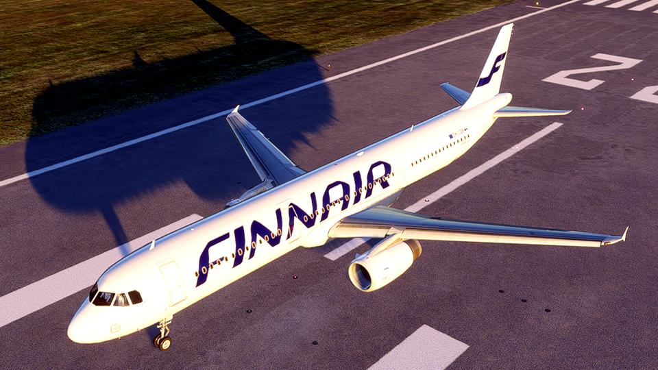 Finnair [4K] Flight Simulator 2020