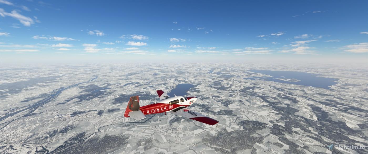 Little Navmap Performance File - Carenado Mooney M20R Ovation Flight Simulator 2020