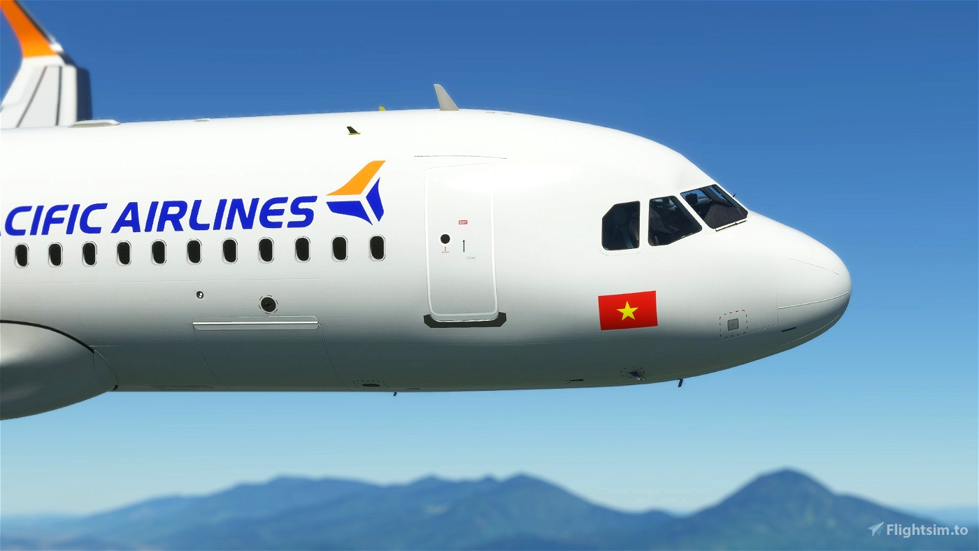 Pacific Airlines (8K) VN-A753