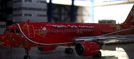 Christmas Fun Microsoft Flight Simulator