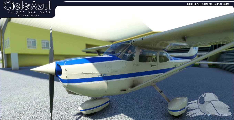 IFA | TI-BGG | Asobo Cessna C172SP Classic (8K)