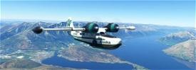 Grumman Goose N2751A Alaska Airlines Image Flight Simulator 2020