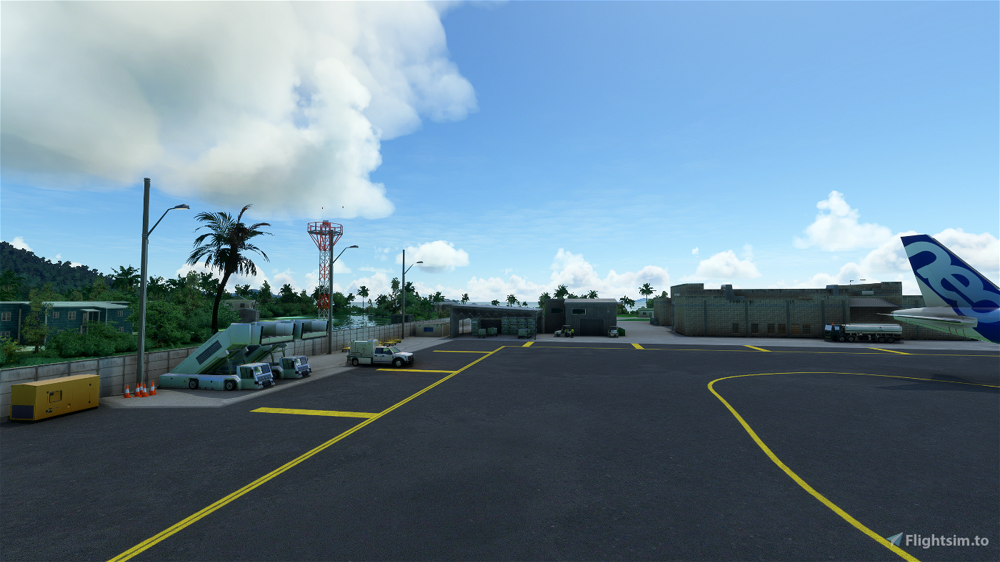 PTKK-Chuuk International Airport /Truk Island) Micronesia