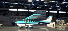 Cessna 172 Classic D-EGBQ Image Flight Simulator 2020