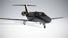 Citation CJ4 Dark Premium Image Flight Simulator 2020