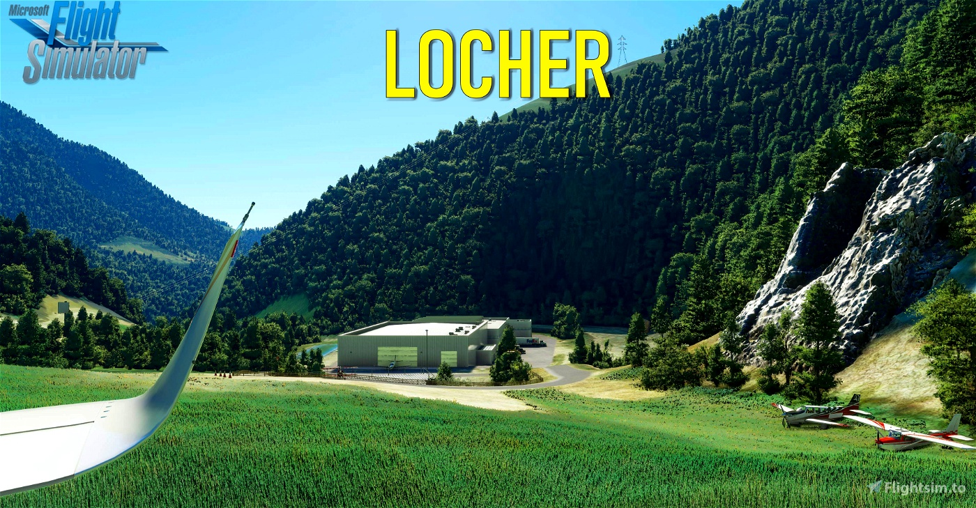 Locher Sarentino Airfield [LOCH] Flight Simulator 2020