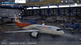 A320 Neo Airphil Express Image Flight Simulator 2020