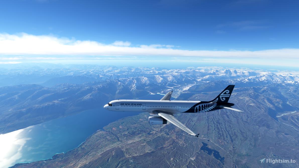 A321 Air New Zealand [8K/4K]