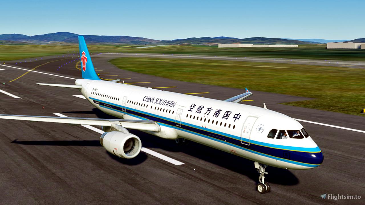 China Southern Airlines [4K] Flight Simulator 2020