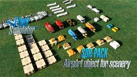SDR Scenery Pack V1.5 Microsoft Flight Simulator
