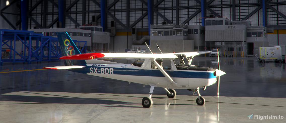 Cessna 152 Olympic
