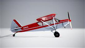 Savage Cub RUST'S N4361A Image Flight Simulator 2020