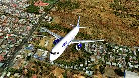 Interjet [4K] Image Flight Simulator 2020