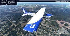 Embry-Riddle | N423ER | Asobo Cessna C172SP G1000 (8K) Image Flight Simulator 2020
