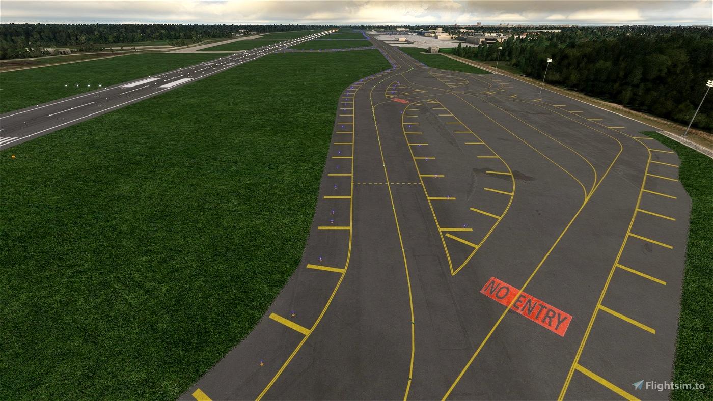 Riga Airport (EVRA)