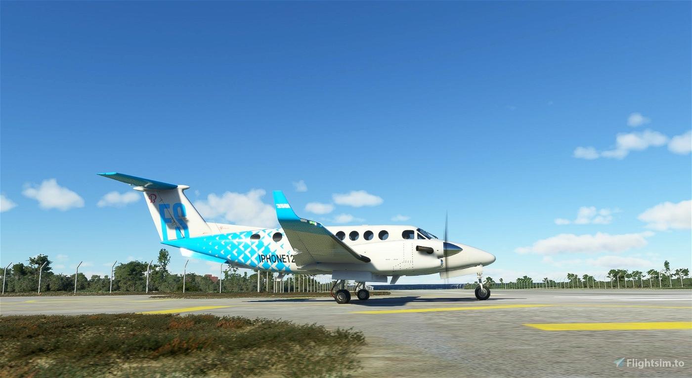 RORA Aguni Airport