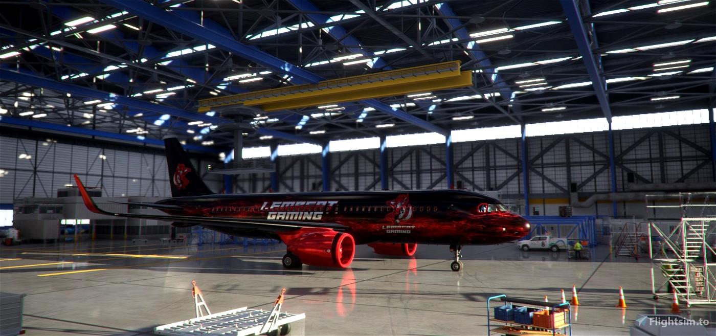 Lembert Gaming Flight Simulator 2020