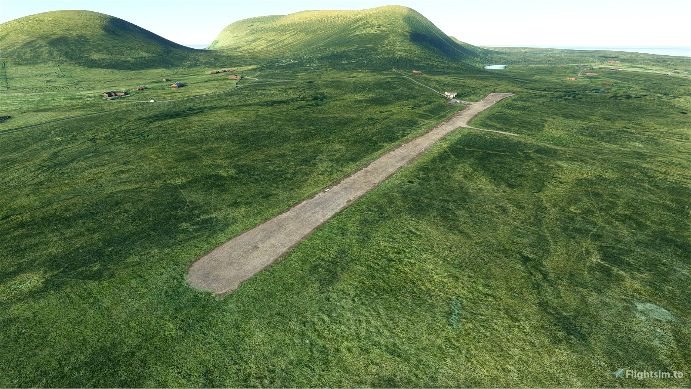 Foula Airfield - EGFO/EGZR/FOA - Heading to the Edge of the World