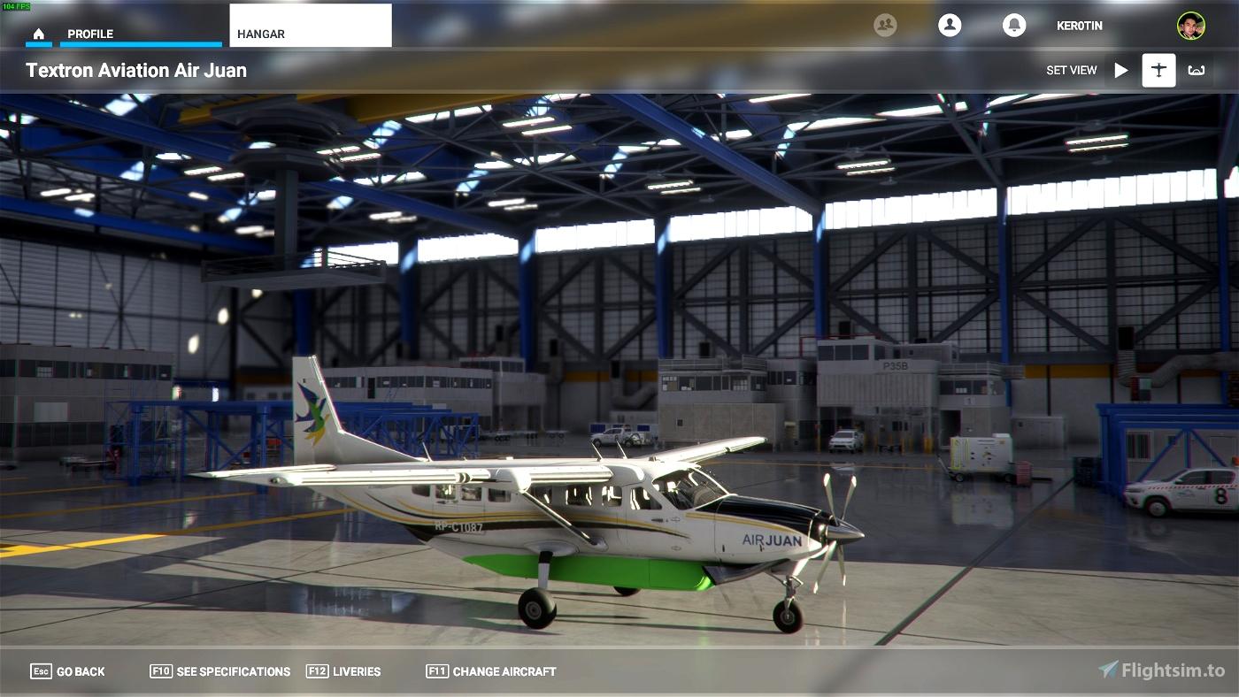 Air Juan C208B