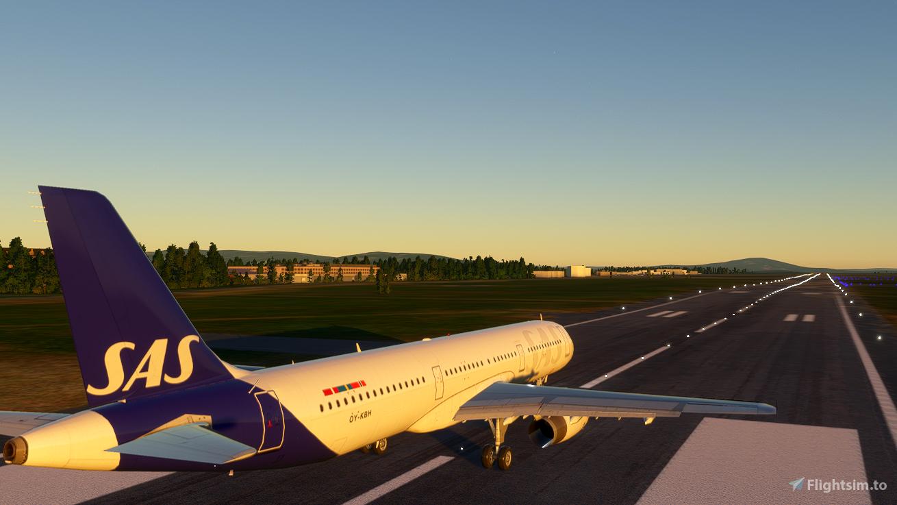 Scandinavian Airlines (SAS) [4K] Flight Simulator 2020