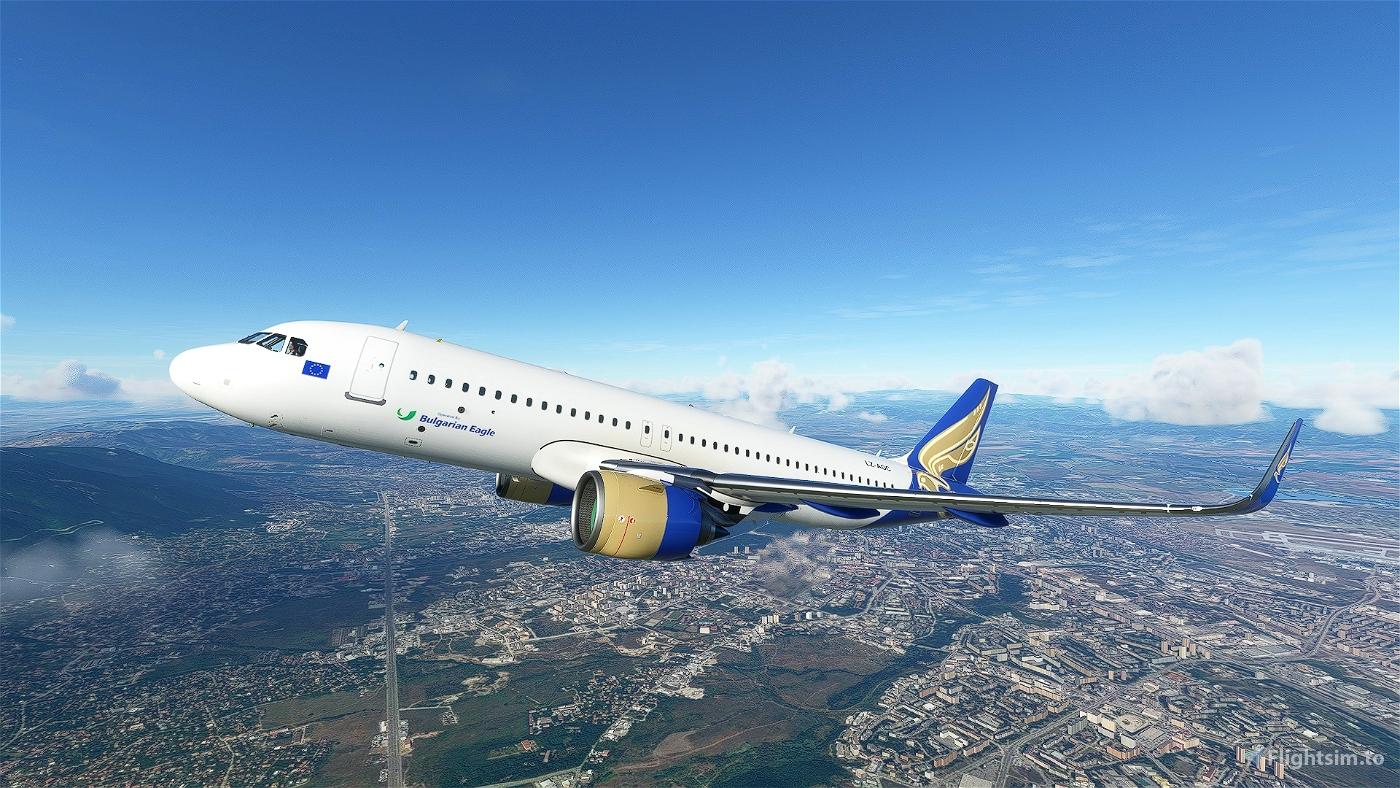 Bulgarian Eagle Flight Simulator 2020