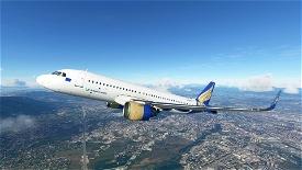 Bulgarian Eagle Image Flight Simulator 2020