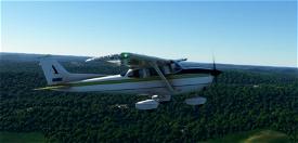 C172 Classic -N806DX Image Flight Simulator 2020