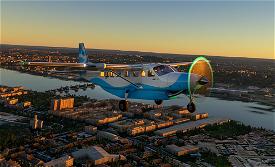 Mystic Blue Airways Image Flight Simulator 2020
