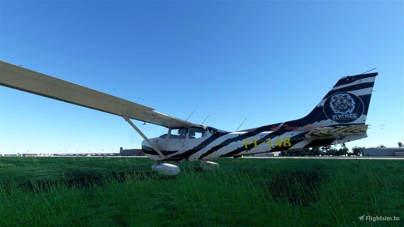 Fly Tiger Aviation Flight Simulator 2020