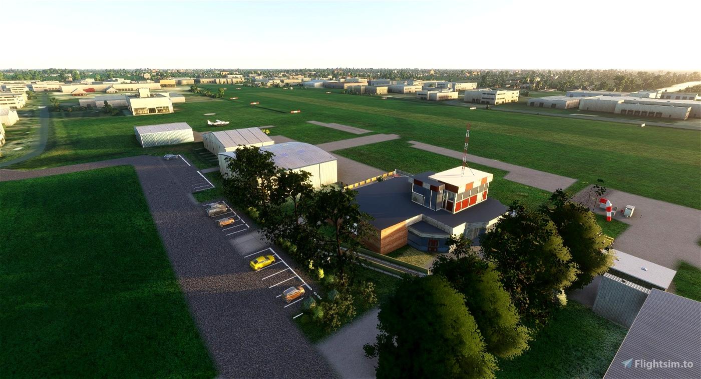 EHHO - Hoogeveen improvement Flight Simulator 2020