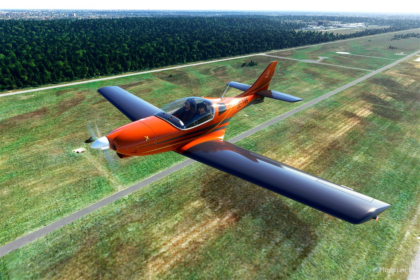JMB VL3 X series (9 colours) Flight Simulator 2020