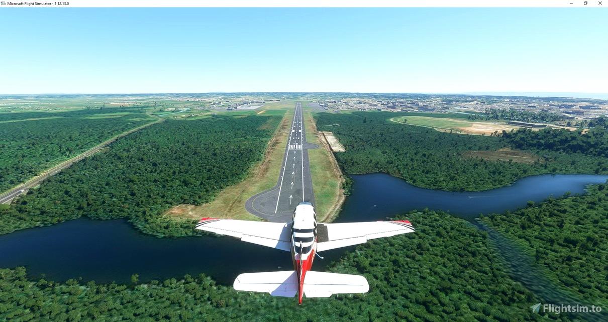 guadeloupe TFFR Flight Simulator 2020