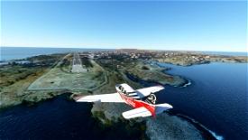lampedusa airport LICD Microsoft Flight Simulator