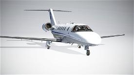 Citation CJ4 Hahn Air UPDATED (2 livery Versions) Image Flight Simulator 2020