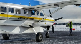 Cessna 208B Grand Caravan Alaska State Troopers Image Flight Simulator 2020